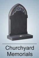 Monumental stone mason Churchyard memorials