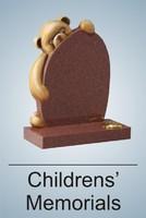 monumental stone mason Childrens memorials