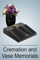 Stone masons Cremation and vase memorials