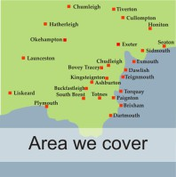 Stonescript monumental stonemasons we cover South Devon, South Hams, Torbay and Teignbridge.